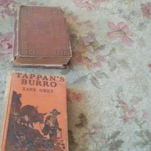 2 vintage books